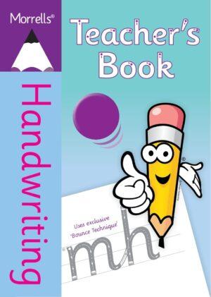 Morrells Teacher's book 1 cover