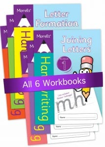 Morrells workbook packs