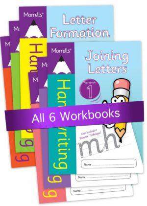 Morrells workbook packs
