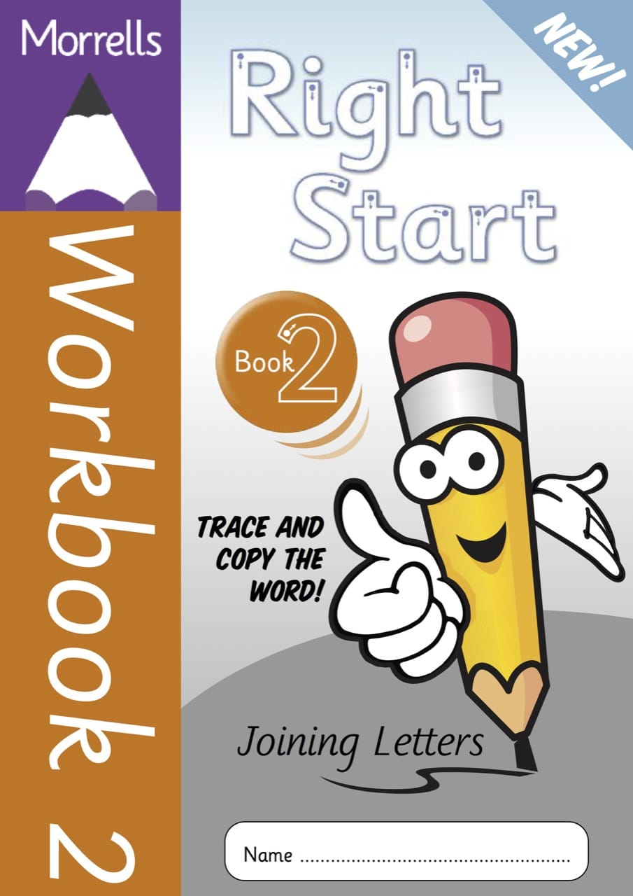 Right Start Workbook 2 cover