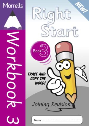 Right Start Workbook 3 cover