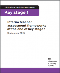 Interim Teacher Assessment Framework