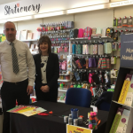 WHSmith handwriting workshop