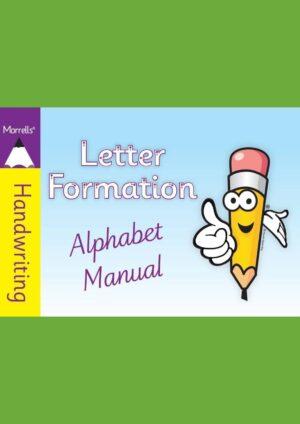 Morrells Alphabet Manual Front Cover