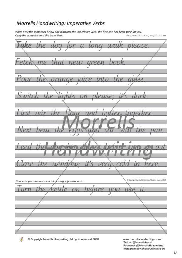 Morrells JL4 Sample page 13