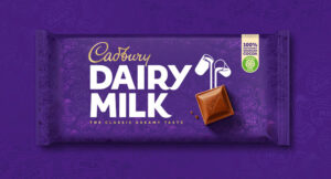 Cadbury New Logo