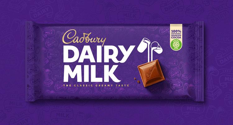 Cadbury New Logo