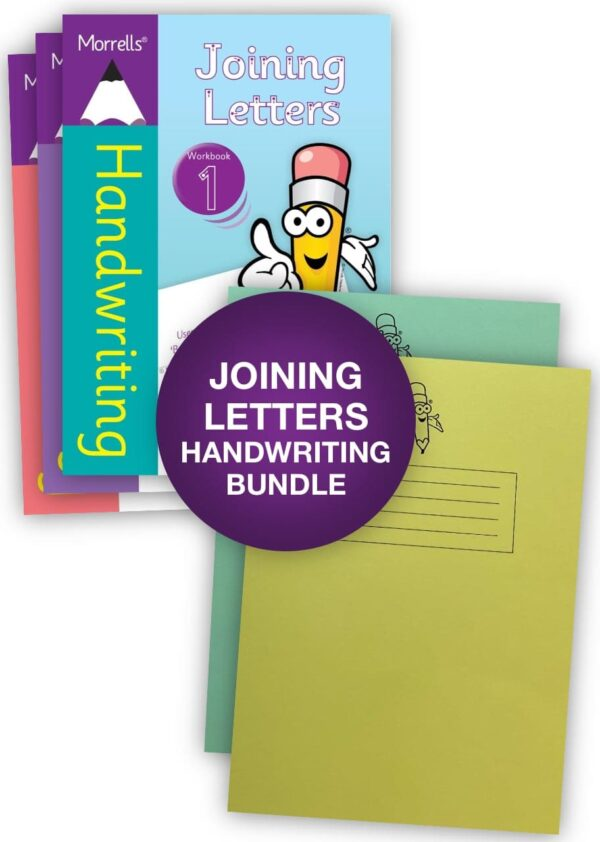 Joining Letters Handwriting Bundle