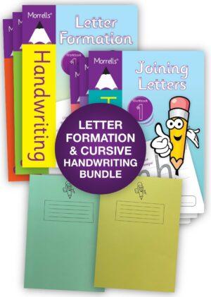 Letter Formation & Cursive Handwriting Bundle