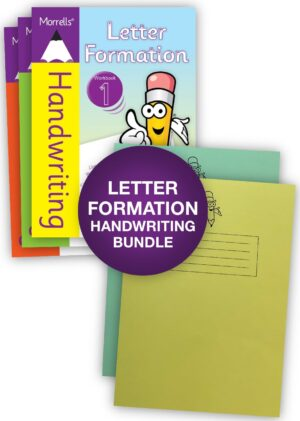 Letter Formation Handwriting Bundle
