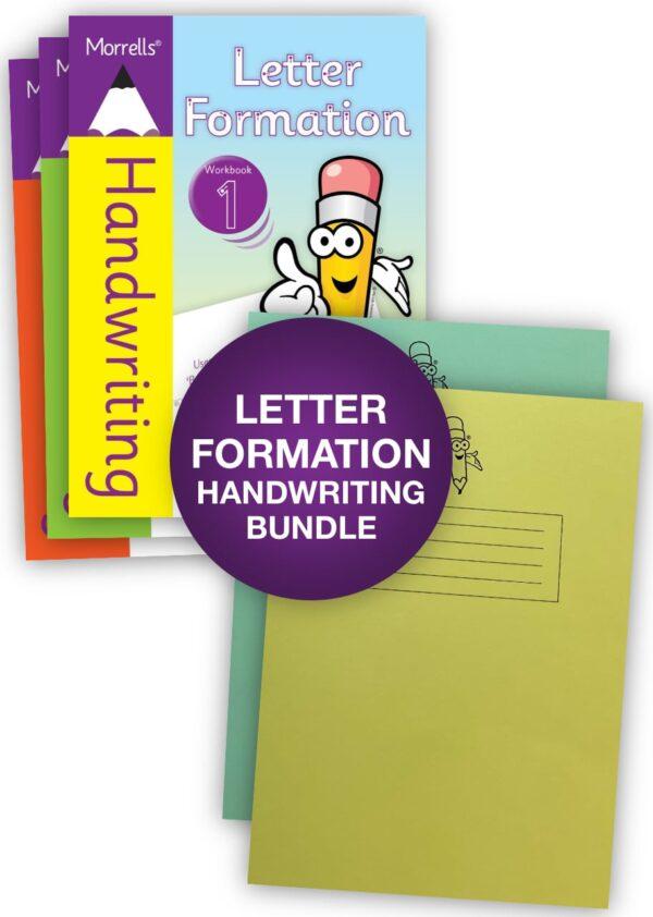 Letter Formation Handwriting Bundle